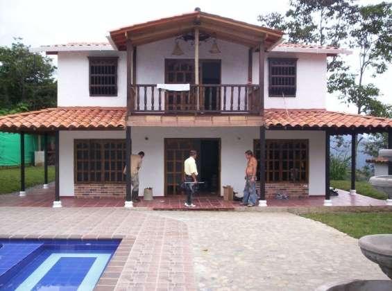 Dise Os De Casas Campestres En Colombia Casa Dise O