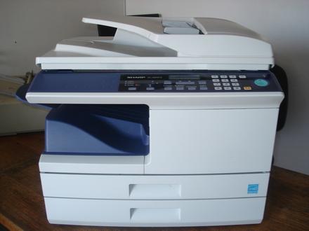 Venta - reparacion fotocopiadoras sharp -ricoh