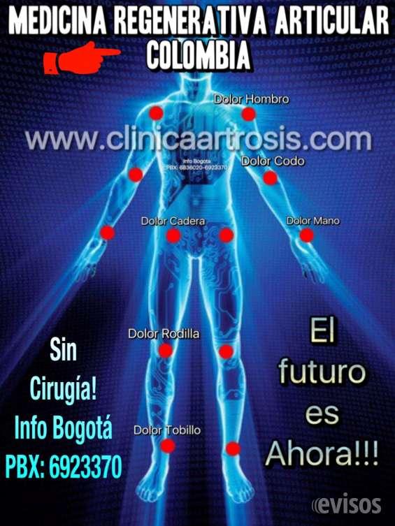 Medicina regenerativa articular