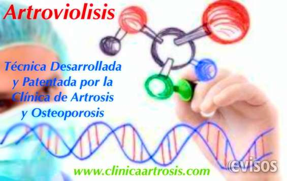Artroviolisis clinica artrosis colombia