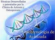 Revolución nuevo tratamiento Artrosis Artroviolisis Bionanotecnologica