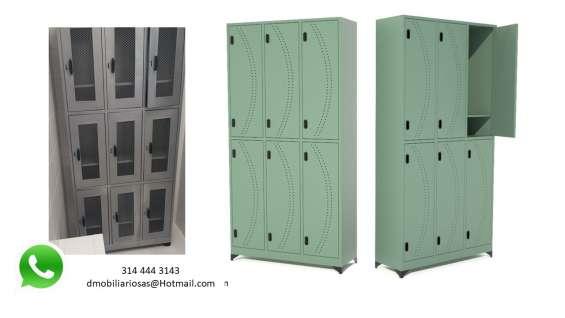 Lockers metalicos para la venta y alquiler en manizales