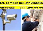 Servicio técnico de cámaras de seguridad nvr, dvr, 3112955596