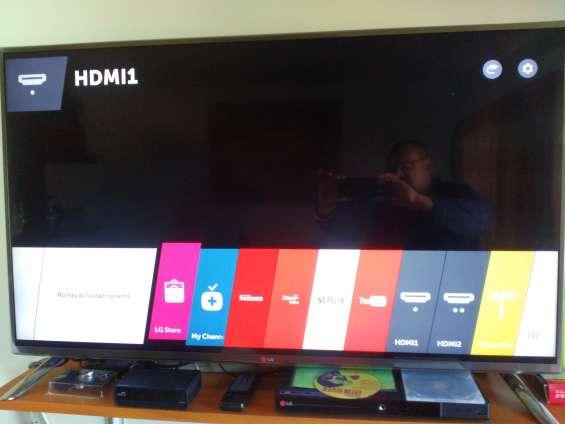 Smart tv 3d lg lcd 47 full hd perfecto para juegos y blue ray