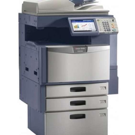 Mantenimiento y reparación fotocopiadora toshiva