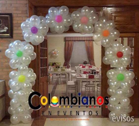 Decoraciones von globos 3132261736 cota