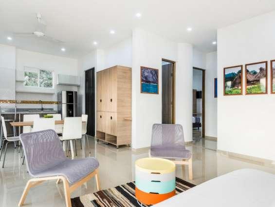Alquiler de apartamento en tayrona en santa marta para las vacaciones