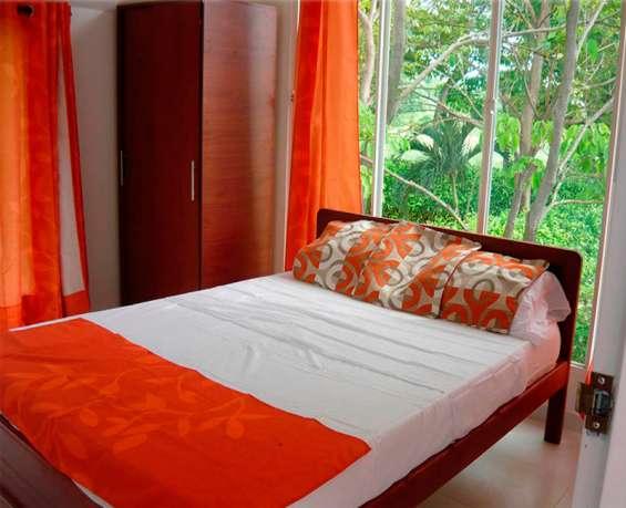 Apartamento gaira con balcón en santa marta disfrutando en familia