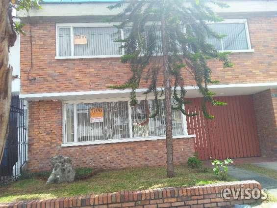 Vendo _ arriendo casa de dos pisos en pasadena