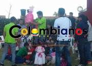 Fiestas infantiles 3132261736 Tocancipa