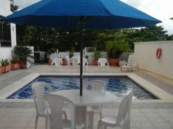Alquiler de apartamento con piscina en san andrés para semana santa