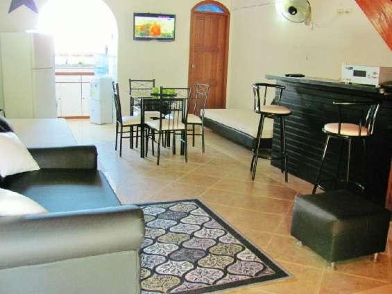 Apartamento duplex para familias en semana santa en san andrés