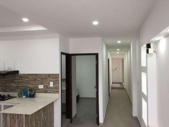 Apartamento en alquiler para familias en san andrés