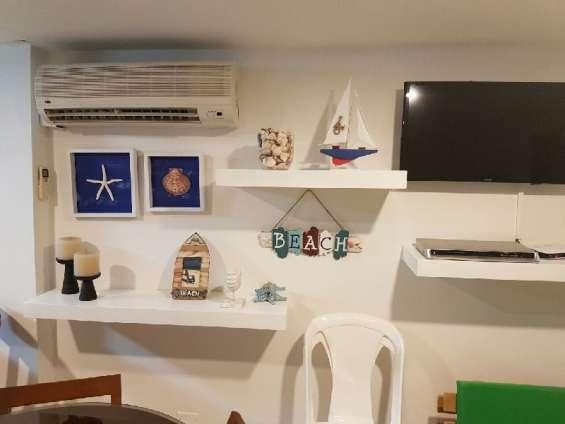 Apartamento penthouse para familias en san andrés para semana santa