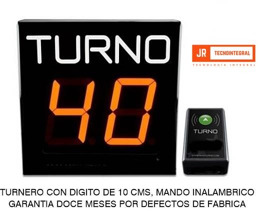 Turnero electronico secuencial