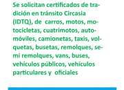 Certificado de tradición en idtq