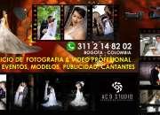 Filmacion y Fotografia profesional para eventos Bogotá y cercanias
