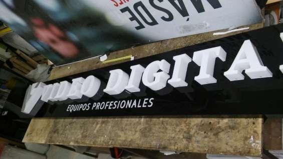 Fotos de Letreros publicitarios de alto impacto en acrílico volumetrico en led 18