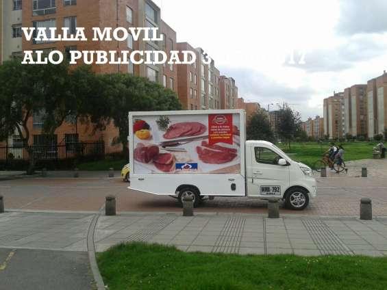 Fotos de Servicio de carro valla solo en bogota 2305124 2