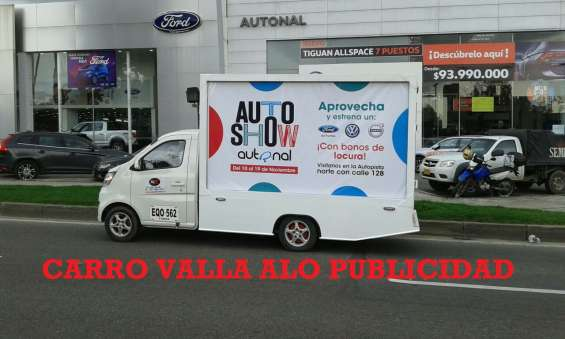 Valla movil solo bogota 3202262190