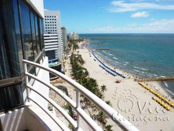 Vista desde el balcon