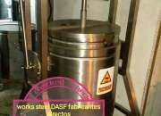 Marmitas Peladoras de Pollos Refinador Conchador Equipos Lacteos Dosificador liquidos