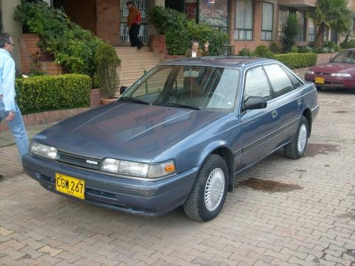 Mazda 626 asahi lx 1989