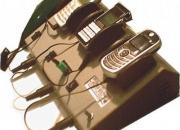 CONSOLA ENRUTADORA PARA TRES CELULARES PLANTAS GSM TARIFICADORES VISORES