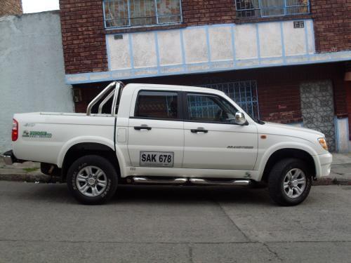 Alquilo camioneta 4x4, 2008, con o sin conductor