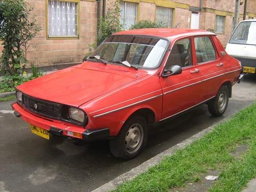 Excelente renault 12 modelo 1979