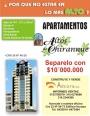 VENTA APARTAMENTOS PROYECTO ALTOS DE CHIRANNUE