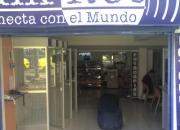 VENDO CAFE INTERNET ,CABINAS TEL, CIGARRERIA Y PAPELERIA