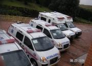 Alquiler de vehículos adaptados para Ambulancias TAB y Medicalizada