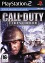 Call Of Duty Finest Hour En Español PAL + Envio Gratis PlayStation 2 compatible PlayStation 3