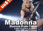 Madonna un super concierto no te lo puedes perder
