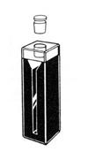 Espectrofotometria y flurometria -celdas y cubetas de cuarzo y de vidrio optico