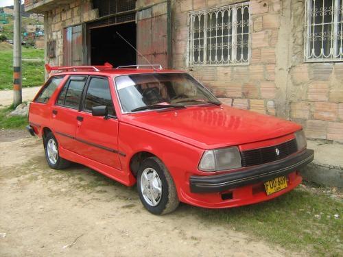 Renault 18 gtl break 1400