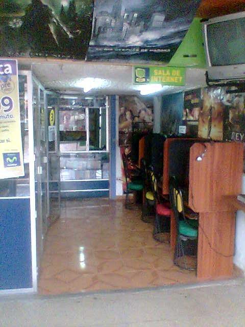 Fotos de Casa en quiroga con cafe internet 3