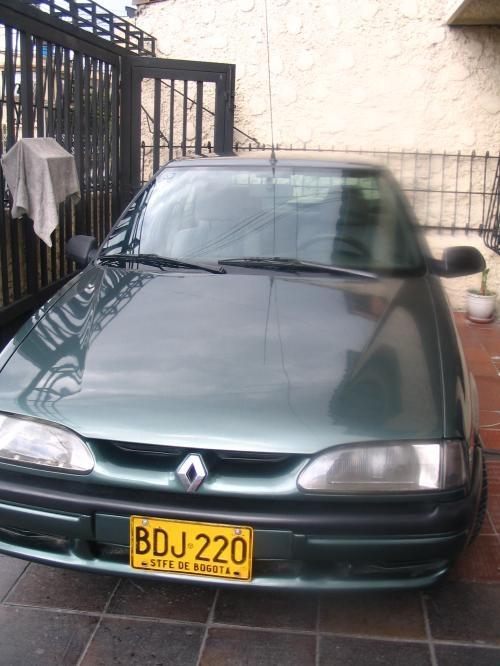Vendo renault 19 1994, excelente