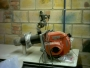 Vendo quemador a gas marca baltur 1000.000 de BTU spark gas 30