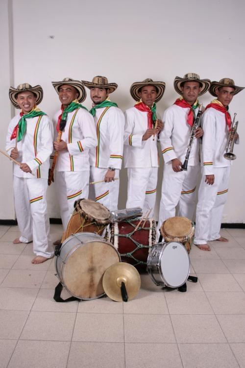 Grupo folklorico son chandé colombia