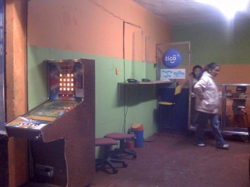 Remate urgente de cafe internet