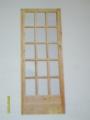 fabricacion de toda clace de puertas en madera