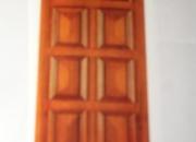 fabrico toda clace de puertas en madera