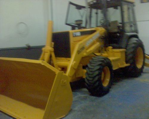 Maquinaria pesada para la construccion