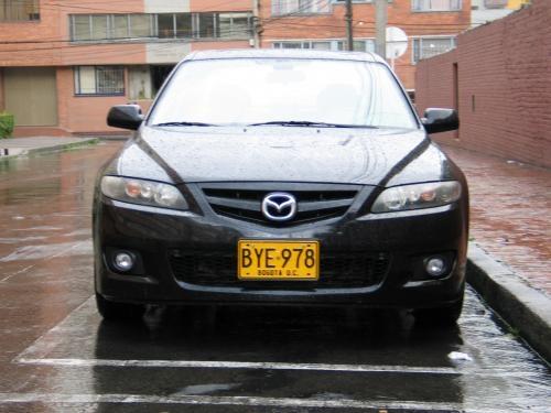 Mazda 6 modelo 2007