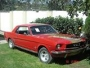 Vendo ford mustang hard top 1966