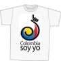 Camisetas Marcha 28 de Noviembre por la libertad de los secuestrados, no mas FARC, marcha por la liberdad!