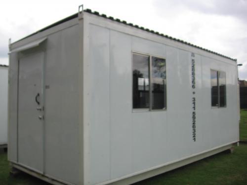 Venta y alquiler de campamentos y contenedores, oficnas moviles