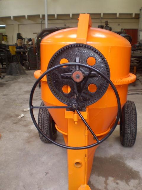 Fotos de Mezcladora de concreto 3